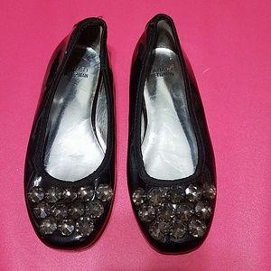 Stewart weitzman flat shoes for girl size 13